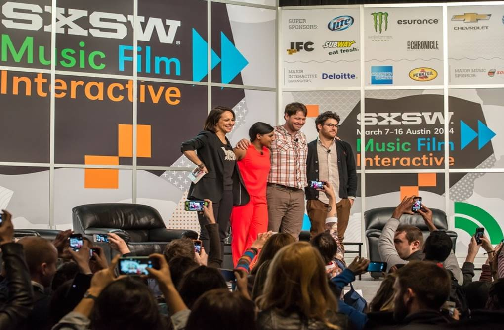 Image Credit: SXSW via http://sxsw.com/sites/default/files/Mindy%20Kaling-49_AmandaStronza.jpg?itok=EkLEIzL-